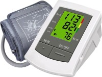 Smart Care SCE 1420 Blood Pressure Monitor Bp Monitor (White, Gray)