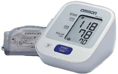 Omron HEM-7113 Bp Monitor (White)