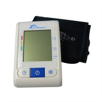 Dr Morepen Upper Arm Digital Blood Pressure Machine BP-01 Bp Monitor (White)