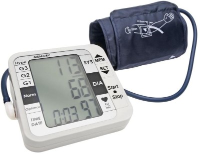 Dr. Gene Accusure TS Automatic Blood Pressure Monitor Bp Monitor White