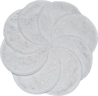 Nuangel Nuangel White Lace Washable Nursing Pads (8 Pieces)