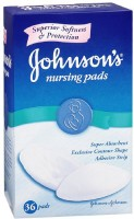 Johnsons Nursing Pads (36 Pieces)