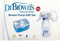 DR BROWNS NATURAL FLOW BREAST PUMP GIFT SET  - Manual