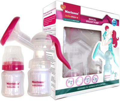 Baby Dreams Breast Pump  - Manual (Pink)