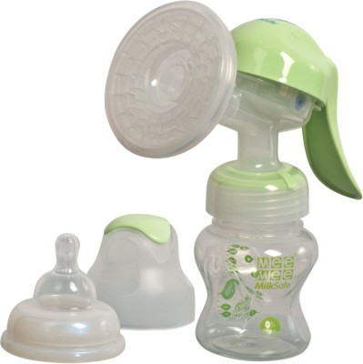 Mee Mee Expert Breast Pump  - Manual (White)