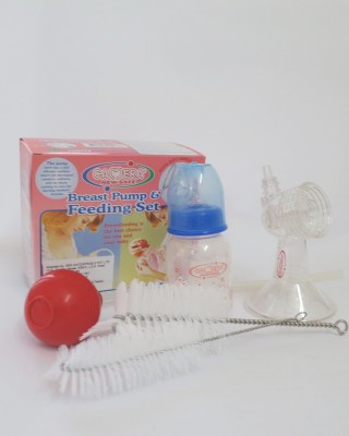 Camera Baby Corporation Camera Breast Pump  - Manual (Transparent)