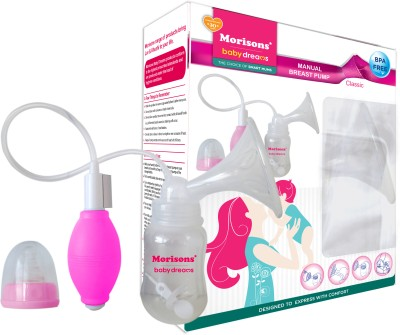 Baby Dreams Classic Breast Pump  - Manual (Pink)