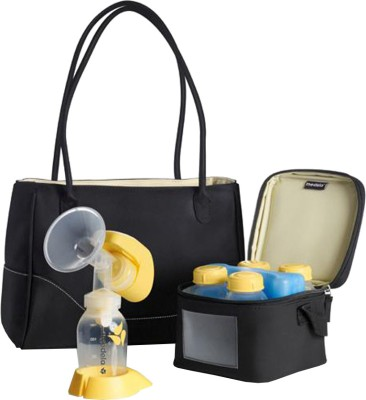 Medela Mini Electric Starter Pack - Electric Yellow