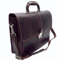 PE YH067 Large Briefcase - For Men Brown-01