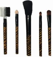 Luv-Li Professionel Makeup Brush Set Of 5 Pcs (Pack Of 5)