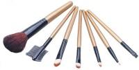 Basicare Professional Makeup Brushes Sets With Soft Black Bag (Pack Of 7)