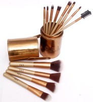 C.A.L Los Angeles Make Up Brushes Set (Pack Of 12)