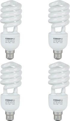 ELS 27W CFL Bulb (White, Pack of 4)