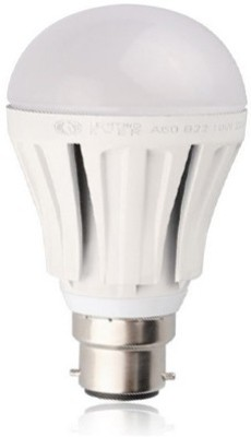 5W-Plastic-White-LED-Bulb-(Pack-Of-6)