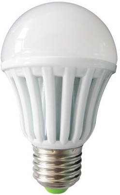9W-E27-Plastic-Body-White-LED-Bulb