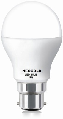 5W Cool White High Lumen Led Bulb