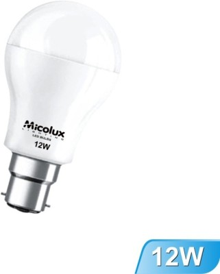 12W Cool Day Light E27 Base LED Bulb