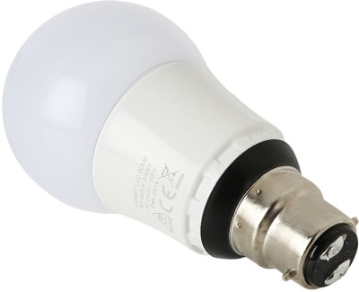 9 W garnet LED Bulb B22 White (Pack of 2)