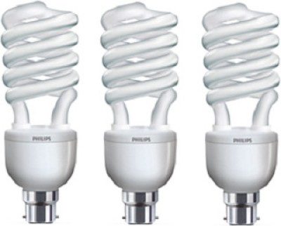 Tornado B22 32 W CFL Bulb (Pack of 3)