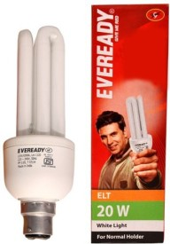 ELT 20 W CFL Bulb (Pack of 3)