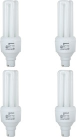 20 W CFL Bulb (Cool Day Light, Pack of 4)