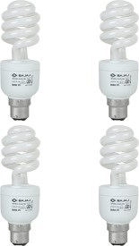 Twister Miniz 15 W CFL Bulb (Pack of 4)