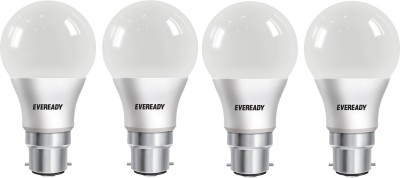 7 W LED Cool Day Light Bulb White (pack of 4)