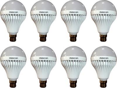 12-W-LED-6500k-Bulb-B22-Cool-White-(pack-of-8)