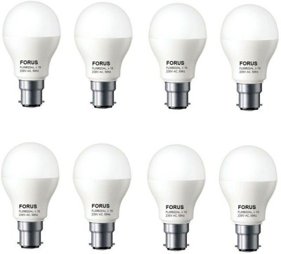 FL09B22AL 9W LED Bulbs (Set of 8)