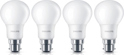 Philips-Ace-Saver-6W-LED-Bulb-(White,-Pack-of-4)