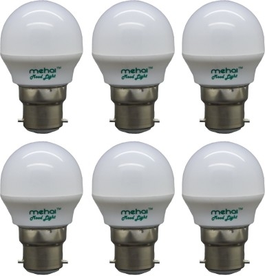 0.5-W-LED-Mood-Night-Lamp-Bulb-Multi-color-(pack-of-6)-