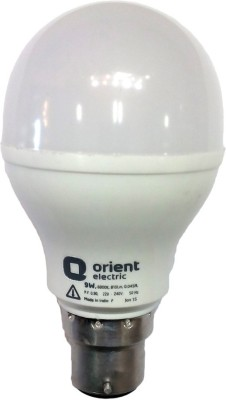 9-W-LED-Bulb-B22-White