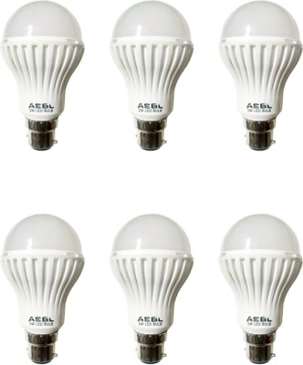 5 W LED Bulb Cool White (pack of 6)