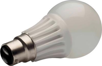 7 W B22 QA0701 LED Bulb (Yellow)