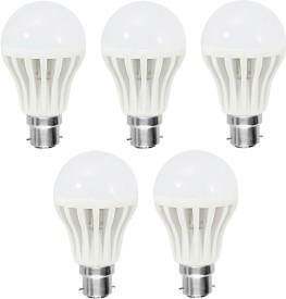 5-W-15022-LED-Bulb-B22-White-(pack-of-5)