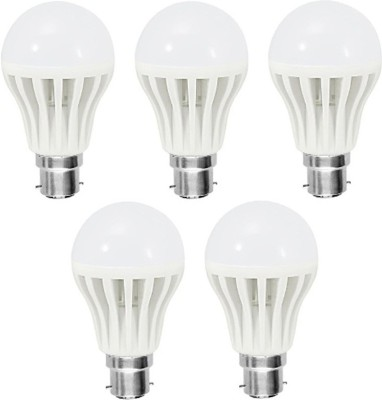 12-W-15025-LED-Bulb-B22-White-(pack-of-5)