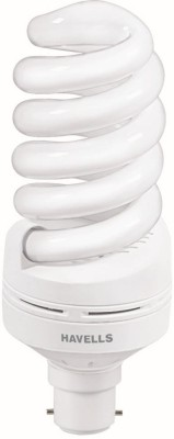 Spiral 85 Watt CFL Bulb (Cool Day Light,Pack of 2)
