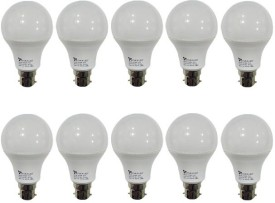 7W-B22-700L-Plastic-LED-Bulb-(White,-Pack-of-10)