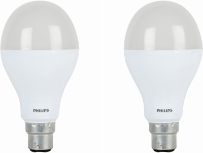 Classic 14W LED Bulb (White, Pack of 2)