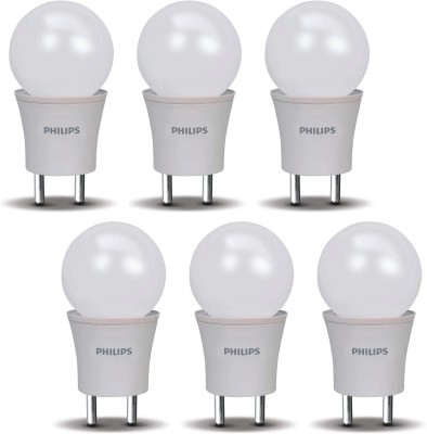 0.5 W LED Joyvision-Plug N Play Bulb White (pack of 6)