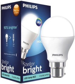 Ace Saver 10.5W 1055 Lumens LED Bulb (Crystal White, Pack of 4)
