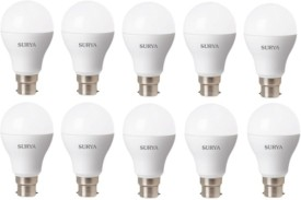 12W-B22D-1260-Lumens-White-LED-Bulbs-(Pack-of-10)