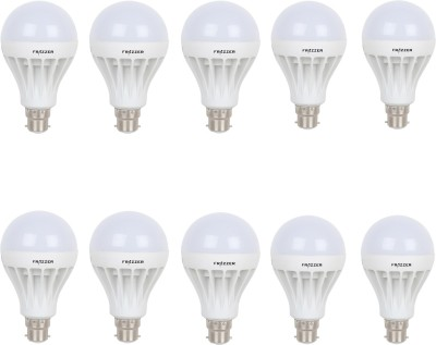 9W White LED Bulbs (Pack Of 10)