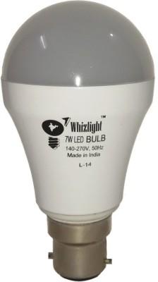 7 W IC Based Energy Saving LED Bulb (White)