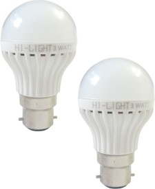 3W-B22-LED-Bulb-(White,-Set-of-2)