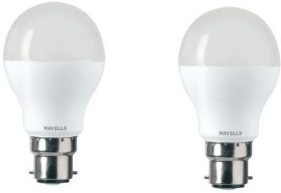 5W LED Bulbs (White, Pack of 2)