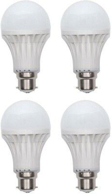 Orient-7-W-15018-LED-Bulb-B22-White-(pack-of-4)
