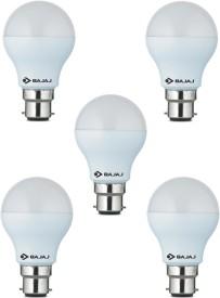 7-W-LED-CDL-B22-CL-White-Bulb-(Pack-of-5)-