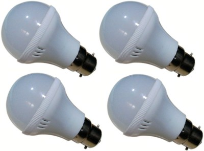 Bene-5W-LED-Bulb-(White,-Pack-of-4)