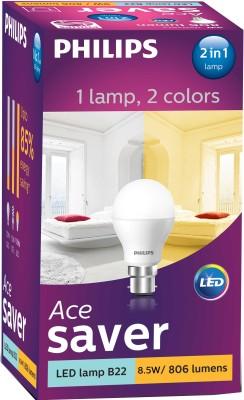 8.5W 2 in 1 LED Bulb